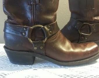 Frye boots size 9 | Etsy