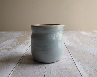 Little Chubby Milk Jug - Stoneware - Ready to Ship