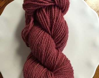 Redwood SuperFine Merino Wool Hand Dyed Yarn