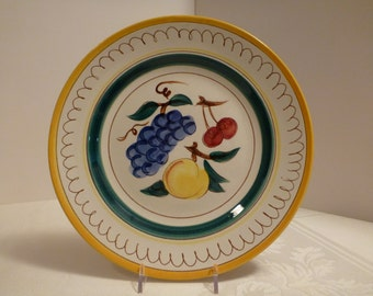 Stangl Fruit 10'' Plate #3697