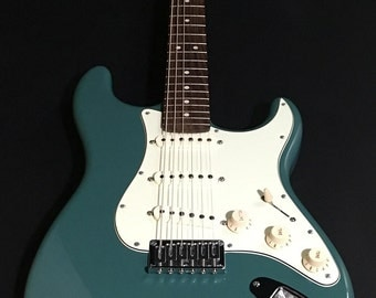 Classic S-Style Electric Guitar