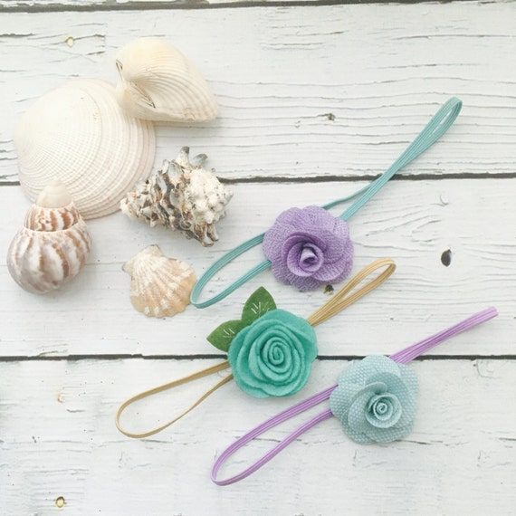 Pack Beach Theme Mermaid Headbands - perfect summer accessory for ...