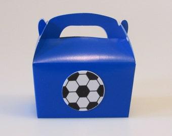 Sport Themed Favour Boxes