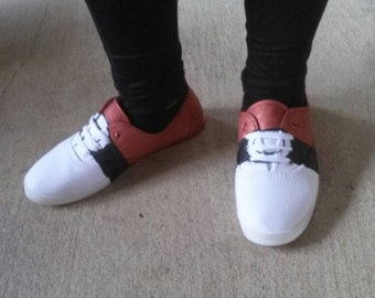 Pokemon Pokeball Shoes