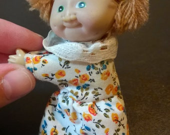 Vintage Cabbage Patch Type Clip