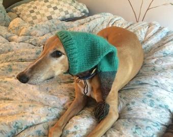 XL greyhound hat