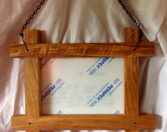 Olive Wood picture frame