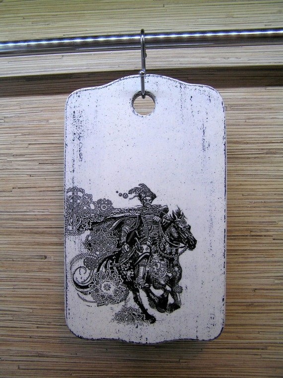 Cutting Board A Cossack On A Horse Kitchen Decor Unique