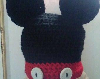 Cute Mouse hat