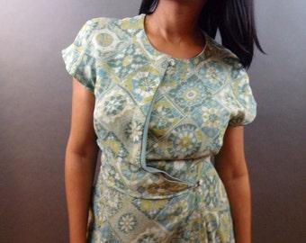 Sale Vintage 1990s Neiman Marcus wrap dress