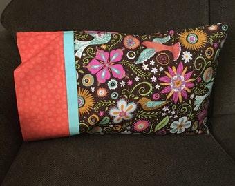 Girl Power- Travel Pillowcase