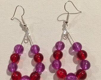 DROP red & purple