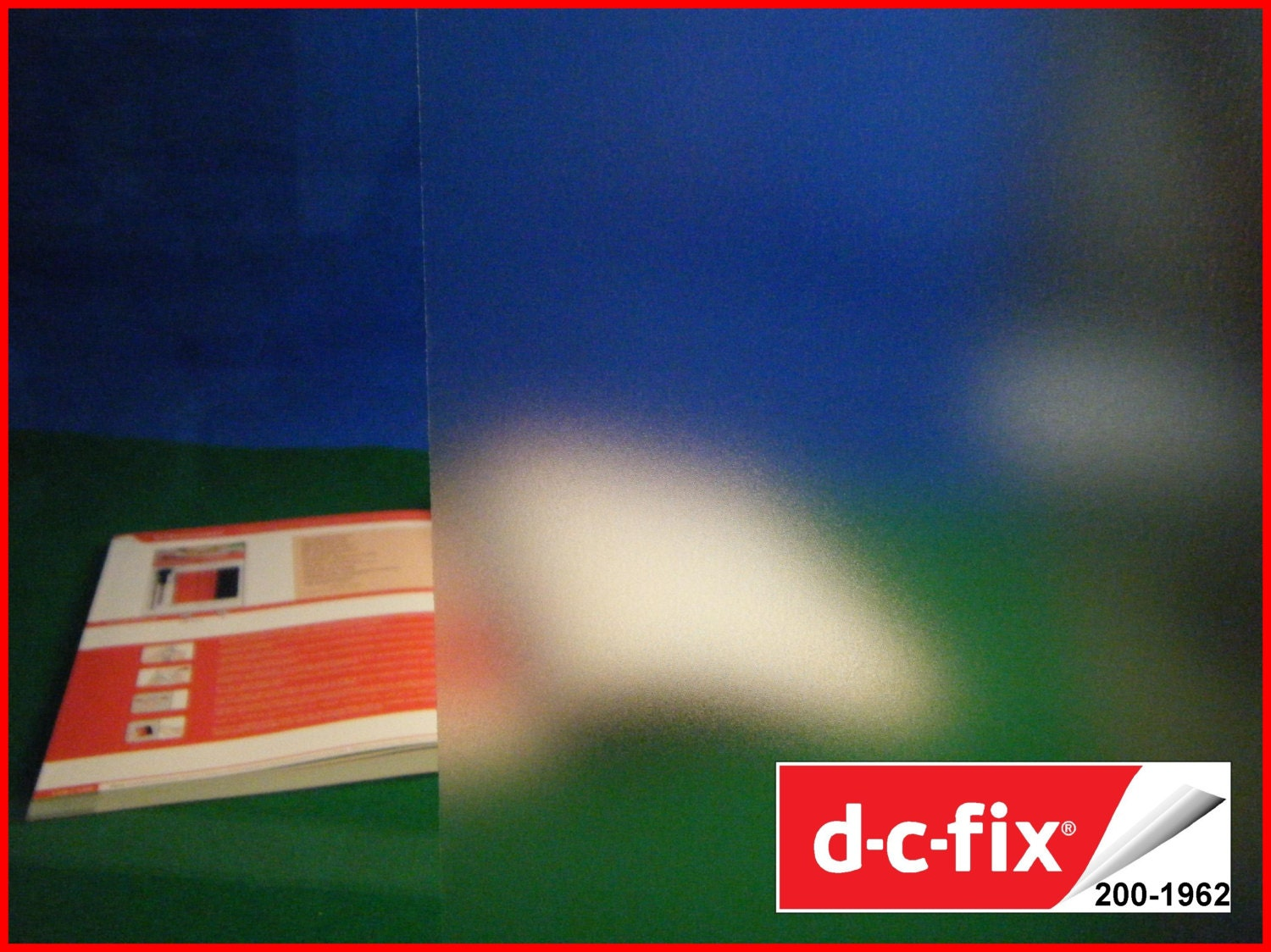 Contact paper dc fix transparent pattern privacy design sticky - Dc fix tischdecken ...