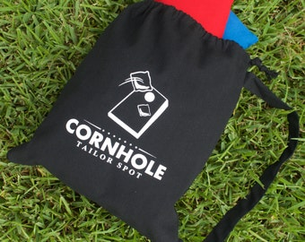 Cornhole Tote Bag - Bean Bag Carrying Tote Bag