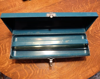 Vintage Union Chest Toolbox/Toolchest with Hand Caddy