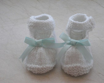 Shoes - baby shoes SL 6 cm - first shoes - ballerinas - baby shoes - slippers - baptism gift - baptism gift - newborn