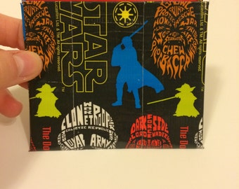 Star Wars Duck Tape Pouch