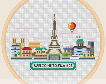 how to say welcome to france in french