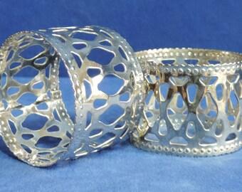 Set of 2, Napkin Rings
