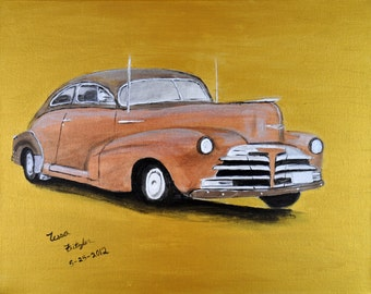 Old Chevy 8x10 Print