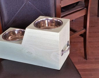 Stepped Dog Dish