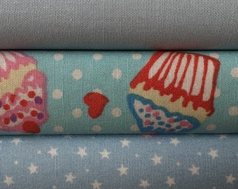 Cupcakes Fat Quarter Bundle
