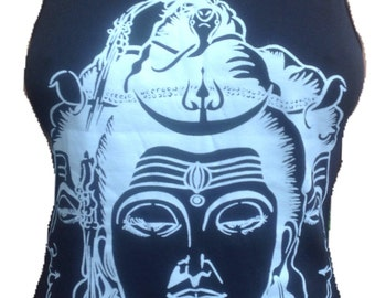 Lord Shiva tank top