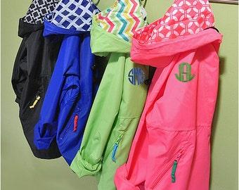 "Shop ""rain jacket monogram"" in Girls' Clothing"