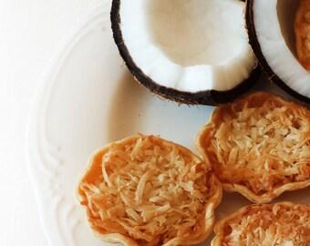 1 DOZEN Coconut Tart - Gizzada
