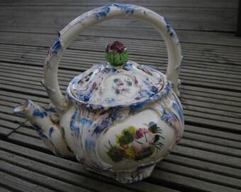 Beautiful 1920's Rare Maruhon Ware Tea Pot