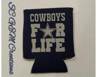 Dallas Cowboys Can Hugger (Can Insulator)
