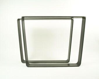 metall tischbeine etsy. Black Bedroom Furniture Sets. Home Design Ideas
