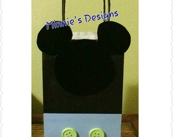Baby Mickey birthday,  Baby Mickey goodie bags, Mickey mouse baby, Baby Mickey favors, Mickey mouse 1st birthday , Mickey mouse goodie bags,