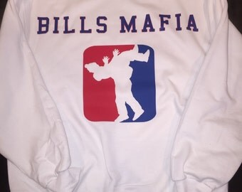 Legendary Bills Mafia Crewneck Sweater!