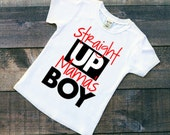 Mommys Boy Shirt  Mamas Boy Shirt  Graphic Tee Toddler Trendy Shirt  Mums Boy Shirt  Mother Son Shirt Graphic Tee Baby