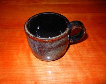 Subtle Dual-color Coffee/Tea Mug