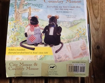 City mouse & Country mouse kit