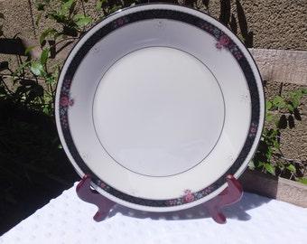 Noritake  Etienne #7260 dinnerware pattern  China Dinner plate