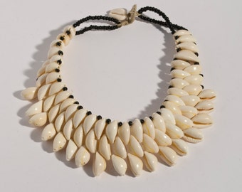 Necklace Choker with with you natives of Mali