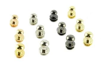 8PCS Golden Purse Studs,Handbag Studs,Hardware Studs,Metal Studs,Purse Nail,Connector Studs,Handbag Supply,Hardware Accessories,Whole Sale