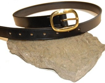 Ladies Belt Made From Top Quality English Leather