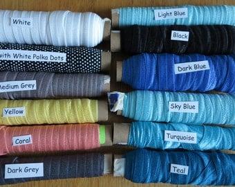 Choose Your Own Hair Ties