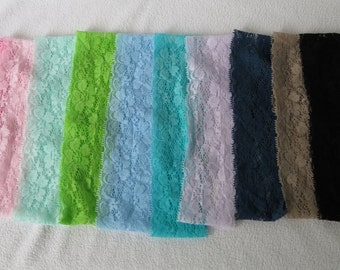 Headband Sampler Collection- 12 Colors, One of Every Headband