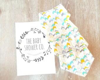 Organic cotton bandana bib
