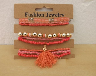 Bead Bracelet collection