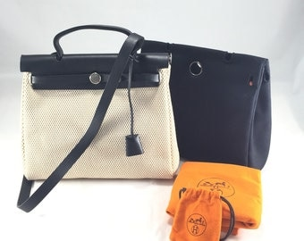 HERMES Herbag Tote / Messenger bag