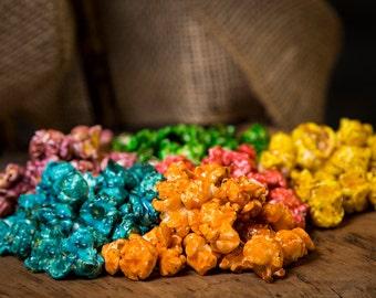 50 Cups Hippie Corn Candied Popcorn - Bulk - Popcorn Bar