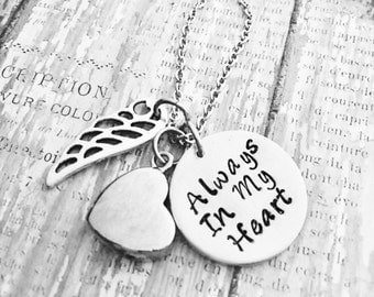 Cremation Urn Necklace, Sympathy Necklace, Memorial Urn Necklace, Ashes Necklace, Cremation Jewelry, Military Urn, Dad Loss, Loss of Child