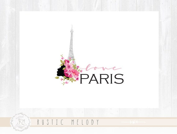 photography logo design paris logo boutique logo signature. Black Bedroom Furniture Sets. Home Design Ideas