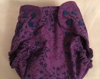 Pocket diaper, cloth diaper, baby cloth, cloth inserts , hidden pul diaper